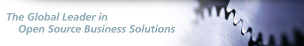 The Global Leader in Open Source Business Solutions